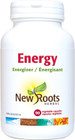 New Roots Energy 90 Veg Capsules