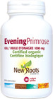 New Roots Evening Primrose Oil 1000 mg 180 Softgels
