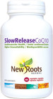 New Roots Slow-Release CoQ10-100 mg 60 Veg Capsules