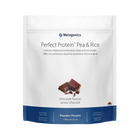 Metagenics Perfect Protein Pea & Rice Chocolate 1200 Grams