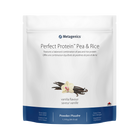 Metagenics Perfect Protein Pea & Rice Vanilla 1100 Grams