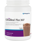 Metagenics UltraMeal Plus 360 Chocolate - 728 g (26 oz)