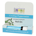 Aura Cacia Peppermint Essential Oil BlendRoll On 9.2 ml