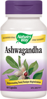 Nature's Way Ashwagandha Extract 60 Veg Capsules