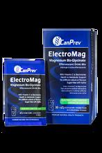 CanPrev ElectroMag Effervescent Drink Box of 30 Servings