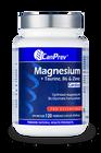 CanPrev Magnesium + Taurine, B6 & Zinc for Cardio 120 Veg Capsules