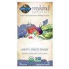 Garden of Life mykind Organic Men's Once Daily Multi 30 Vegan Tablets