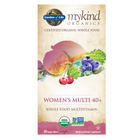 Garden of Life mykind Organics Women's Multi 40+ 60 Vegan Tablets