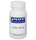 Pure Encapsulations Folic Acid (Folate) 60 Veg Capsules