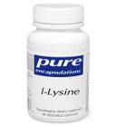 Pure Encapsulations l-Lysine 90 Veg Capsules