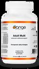 Orange Naturals Adult Multi 60 Veg Capsules