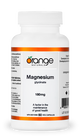 Orange Naturals Magnesium Glycinate 180 mg 60 Veg Capsules