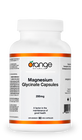 Orange Naturals Magnesium Glycinate 200 mg 90 Veg Capsules