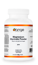 Orange Naturals Magnesium Glycinate Powder 90 g