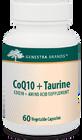 Genestra CoQ10 + Taurine 60 Capsules