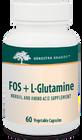 Genestra FOS Plus L Glutamine 60 Veg Capsules