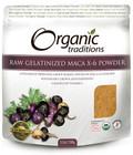 Organic Traditions Maca X-6 Powder 6:1 - 150 grams