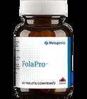 Metagenics FolaPro 60 Tablets