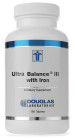 Douglas Laboratories Ultra Balance III With Iron 180 Tablets