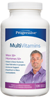 Progressive Men 50 Plus Multivitamin 120 Veg Capsule