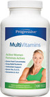 Progressive Active Women Multivitamin 120 Veg Capsules