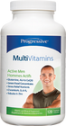 Progressive Active Men Multivitamin 120 Veg Capsules