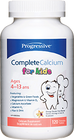 Progressive Complete Calcium for Kids 120 Chewable Tablets