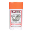 NutriBiotic Long Lasting Deodorant Mango 2.6 OZ