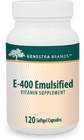 Genestra E400 Emulsified 120 Softgels