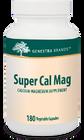 Genestra Super Cal Mag 180 Veg Capsules