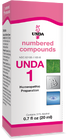 Unda 1 - 20 ml (0.7 fl oz)