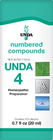 Unda 4 - 20 ml (0.7 fl oz)