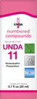 Unda 11 - 20 ml (0.7 fl oz)