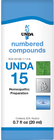Unda 15 - 20 ml (0.7 fl oz)