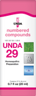 Unda 29 - 20 ml (0.7 fl oz)