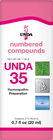 Unda 35 - 20 ml (0.7 fl oz)