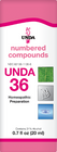 Unda 36 - 20 ml (0.7 fl oz)