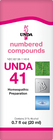 Unda 41 - 20 ml (0.7 fl oz)