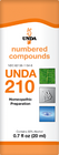 Unda 210 - 20 ml (0.7 fl oz)