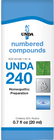 Unda 240 - 20 ml (0.7 fl oz)