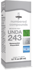 Unda 243 - 20 ml (0.7 fl oz)