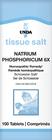Unda Scheussler Tissue Salt Natrium Phosphoricum 6X - 100 Tablets