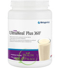Metagenics UltraMeal Plus 360 Vanilla 714 Grams