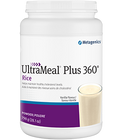Metagenics UltraMeal Plus 360 Rice Vanilla 798 Grams (28.5 oz)