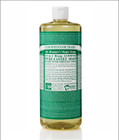 Dr Bronner's Organic Almond Pure Castile Liquid Soap 32 Oz ( 944 ml )