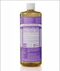 Dr Bronner's Organic Lavender Pure Castile Liquid Soap 32 Oz ( 944 ml )