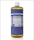 Dr Bronner's Organic Peppermint Pure Castile Liquid Soap 32 Oz ( 944 ml )