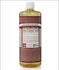 Dr Bronner's Organic Eucalyptus Pure Castile Liquid Soap 32 Oz ( 944 ml )