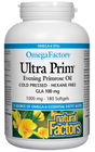 Natural Factors OmegaFactors Ultra Prim Evening Primrose Oil