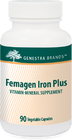 Genestra Femagen Iron Plus 90 Veg Capsule